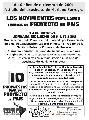 Jornada de Lucha a 10 a�os de Dic. del 2001 y a 1 a�o del asesinato de Mariano Ferreyra