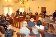 Comenz� ayer el juicio oral y p�blico por la muerte de Carlos Quiroz