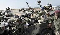 Ataques OTAN e insurgentes libios empeoran situaci�n en Sirte