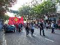(fotos) El F.O.C. (Frente de Organizaciones Clasistas) en el acto de CORREPI -1� parte