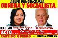 Asume una Concejal Obrera y Socialista