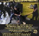 Inseguridad es la polic�a en las calles: informe antirrepresivo