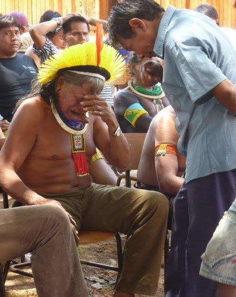 Brasil: El jefe de l...