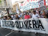 Todos el lunes 5 AUDICIENCIA POR LIBERTAD OLIVERA, 11 HORAS tribunales Lomas