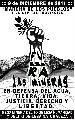 Marcha en la capital de la provincia de Catamarca