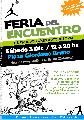 Feria del Encuentro, producciones autogestivas / s�b. 3 de dic. / de 12 a 20 hs.