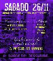Jornada solidaria con la biblioteca Los libros de la esquina / sab 26 nov / 16 hs.