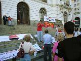 Importante ato no Rio de Janeiro contra a ofensiva imperialista ao Ir� e a S�ria