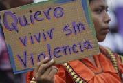 Ind�genas debaten en Panam� c�mo enfrentar la violencia de g�nero