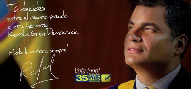 Ecuador: Espionaje e...