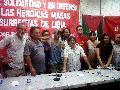 Exitosa charla con miliciano argentino decidi� jornada internacional apoyo milicias libias