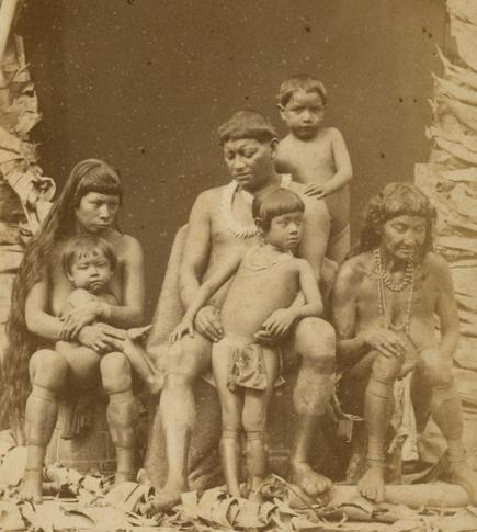 Indios Galibi...