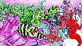 La batalla de la pintura: Pierri revive a los ej�rcitos mapuche