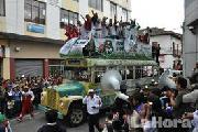 Ecuador: Derroche de alegr�a en el f�tbol ind�gena