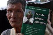Un ind�gena ayoreo encarna la tragedia del avance de las topadoras en Paraguay