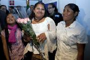 Gobierno pidi� perd�n a ind�gena violada por militares
