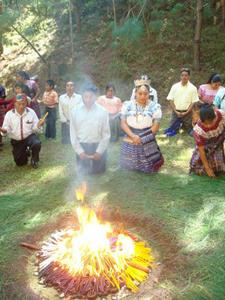 Para los mayas el mu...