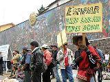 Perú: Pobladores de Espinar marcharán contra Majes Siguas II