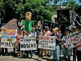 Crece la oposición comunitaria para que el meteorito Chaco no sea llevado a Alemania