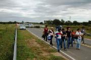 Tacaaglé: aborígenes mantienen interrumpido el paso sobre la ruta nacional N° 86