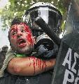 La lucha de Grecia contra el saqueo