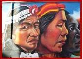 Primer carnaval autóctono de los pueblos andinos