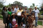 Isla de Pascua firma convenio de educación intercultural