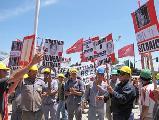 8 de Febrero: comienza el juicio oral contra Carlos Olivera, dirigente del SITRAIC