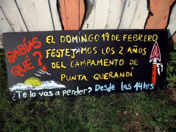 Domingo 19/2, Punta ...