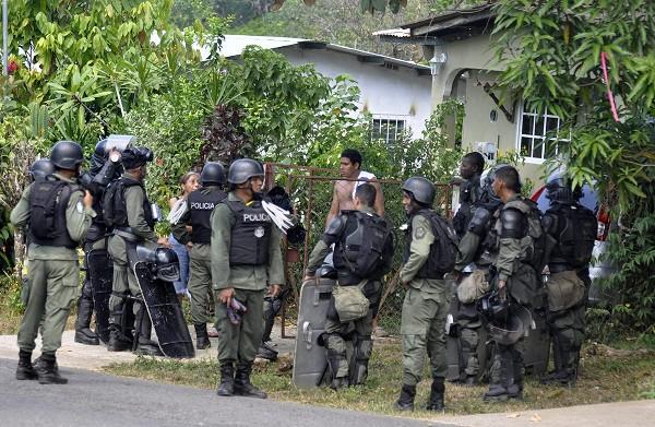 Panamá: Indígenas ex...