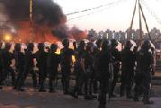 Un sobreseimiento para 44 policías