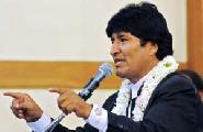 Evo Morales asegura que es obligación consultar a pueblos indígenas