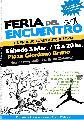 Feria del Encuentro, producciones autogestivas / sáb. 3 de marzo / de 12 a 20 hs.