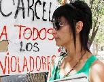 6 y 7 febrero, segundo juicio violador Anzaldo. Por segunda condena....