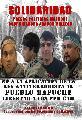 Campaña de solidaridad con presos políticos mapuche. No a la ley antiterrorista