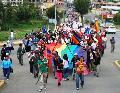 Ecuador: los Pueblos Originarios marchan por el Agua