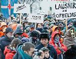 Islandia, la rebeldía silenciada