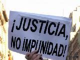Marcha contra la impunidad
