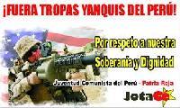 Silenciosa presencia militar de EE.UU. en el Perú