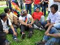 Comunidad Potae Napocna Navogoh en el CSJN (imagenes)