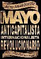 Acto Anarquista: 1° de Mayo internacionalista, anticapitalista y revolucionario