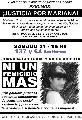 Nueva convocatoria a un mes del femicidio de Mariana