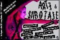 "Sábado 21 desde las 16hs ""Arte & Sabotaje"""