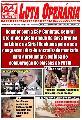 Jornal Luta Operária, nº 233, 1ª Quinzena de Abril 2012
