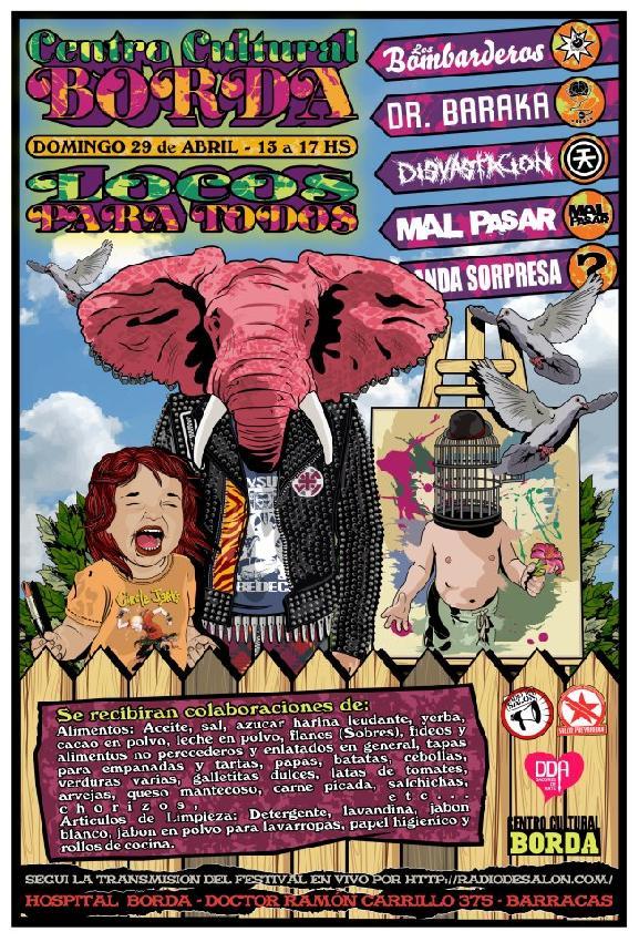 Festival Locos para ...