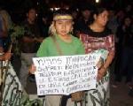 Menores mapuches retoman movilizaciones por exceso de violencia en comunidades