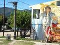 Cosquín recibe a muralistas de Latinoamérica