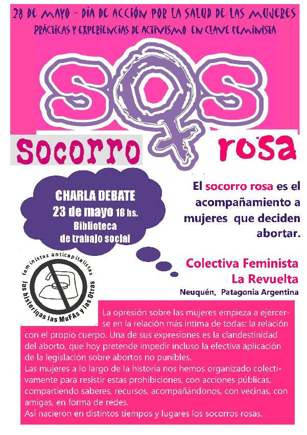 Charla debate: Socor...