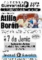 ATILIO BORÓN En la Cátedra Guevarista