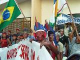 Exigen políticas hacia los pueblos originarios brasileños